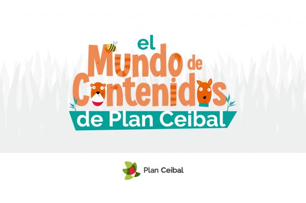 El mundo de contenidos de Plan Ceibal