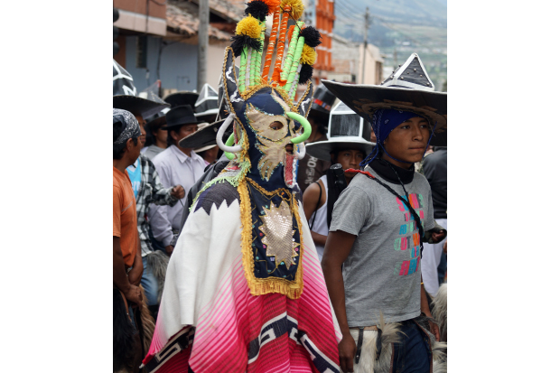 Rostros femeninos, colección de máscaras latinoamericanas