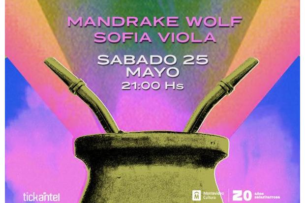 Sofía Viola y Mandrake Wolf
