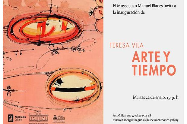 ARTE Y TIEMPO, Teresa Vila