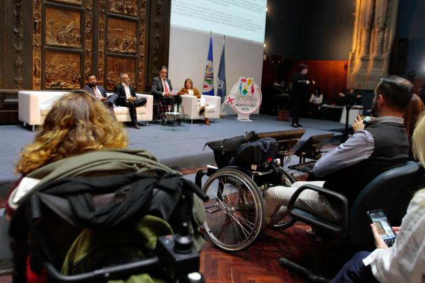 Cierre de la III Cumbre Iberoamericana de Turismo Accesible