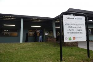 Inauguración Comuna Mujer 10 en el municipio d.