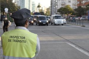Inspector de tránsito