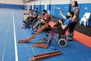 Deportes discapacidad