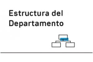 Estructura del Departamento