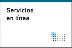Servicios en linea