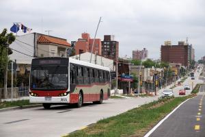 Nuevos recorridos de ómnibus por L.A. de Herrera