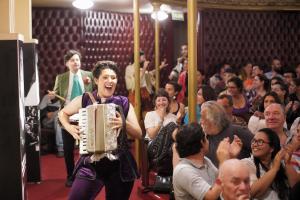 Festival Montevideo de las artes en la Sala Verdi