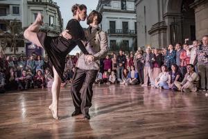 """Exposición fotográfica """"Late un corazón... Viví tango"""""""