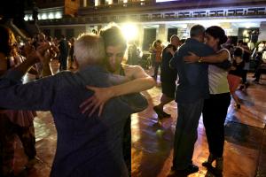 Festejos 100 años La Cumparsita