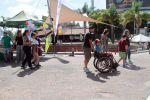 Cierre de actividades de verano programa Atención a Personas con Discapacidad