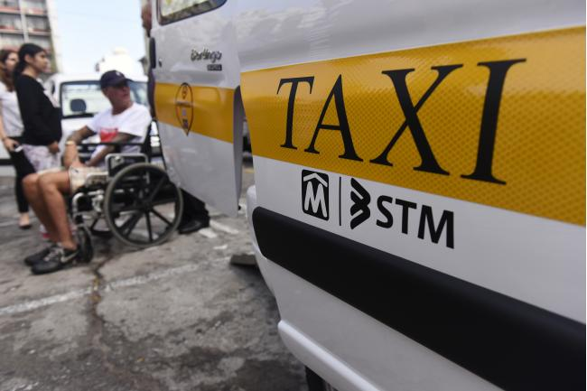 Taxis accesibles