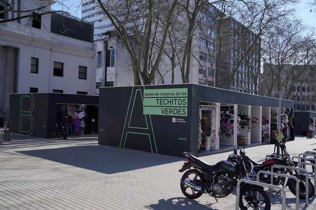 Paseo de Compras Techitos Verdes