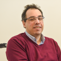 Director de Transporte Pablo Menoni