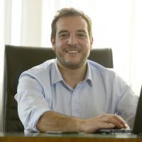 Intendente de Montevideo Christian Di Candia