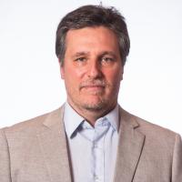 Director de Transporte Gonzalo Márquez