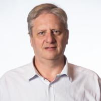 Coordinador de la Gerencia de Tecnología Gabriel Trzcinsky