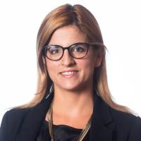 Directora de Relaciones Internacionales y Cooperación Fabiana Goyeneche