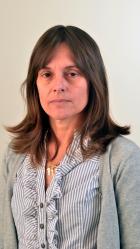 Roxana Mattos. Directora División Vialidad.