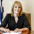 Intendenta de Montevideo Carolina Cosse