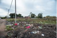 Limpieza de basural en Asentamiento 24 de enero el marco del Plan ABC. Avda Instrucciones