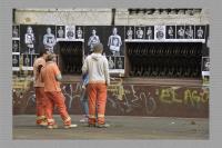 Av. 18 de Julio, Montevideo.