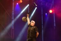Trotsky Vengarán en el Montevideo Rock 2017