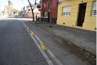 Bicicircuito Montevideo. Ciclovía Hocquart