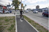 Bicicircuito Montevideo. Av. Italia