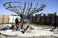 Avance de obras en Estación Montevideo Inteligente