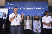 Mejoras en Policlínica del Complejo América