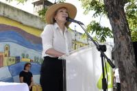 Asunción de gobierno en Municipio D