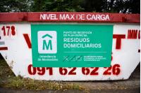 Volqueta instalada en el Municipio F