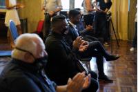 Conferencia de Prensa sobre medidas para el Carnaval