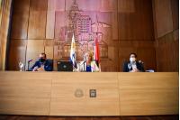Conferencia de Prensa Programa «Montevideo Más Verde»