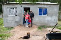 Avance de obras en los barrios Paso Hondo y Villa Isabel