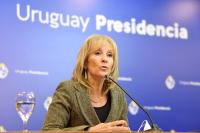 Conferencia de prensa en Torre Ejecutiva
