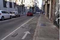 Bicicircuito Montevideo. Ciclovía Piedras