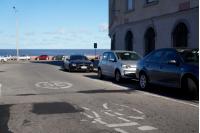 Bicicircuito Montevideo. Calle Misiones