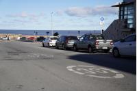 Bicicircuito Montevideo. Calle Treinta y Tres