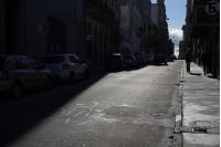 Bicicircuito Montevideo. Calle Ituzaingó