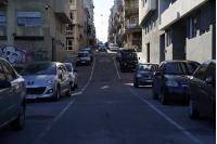 Bicicircuito Montevideo. Calle Zabala