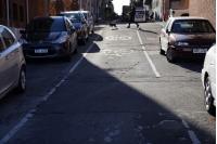 Bicicircuito Montevideo. Calle Colón