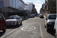 Bicicircuito Montevideo. Calle Maciel
