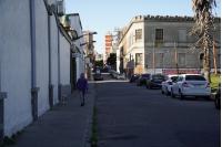 Bicicircuito Montevideo. Calle Sarandí