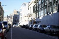 Bicicircuito Montevideo. Calle Piedras