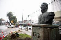 Un ceibo para Gardel en Montevideo