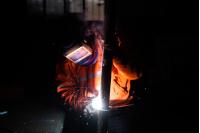 Ingreso de trabajadores del Plan Laboral Abc en Obras