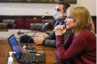 Carolina Cosse participa en conferencia OCDE