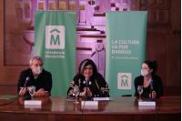Presentación del Concurso Literario de Montevideo Juan Carlos Onetti 2021